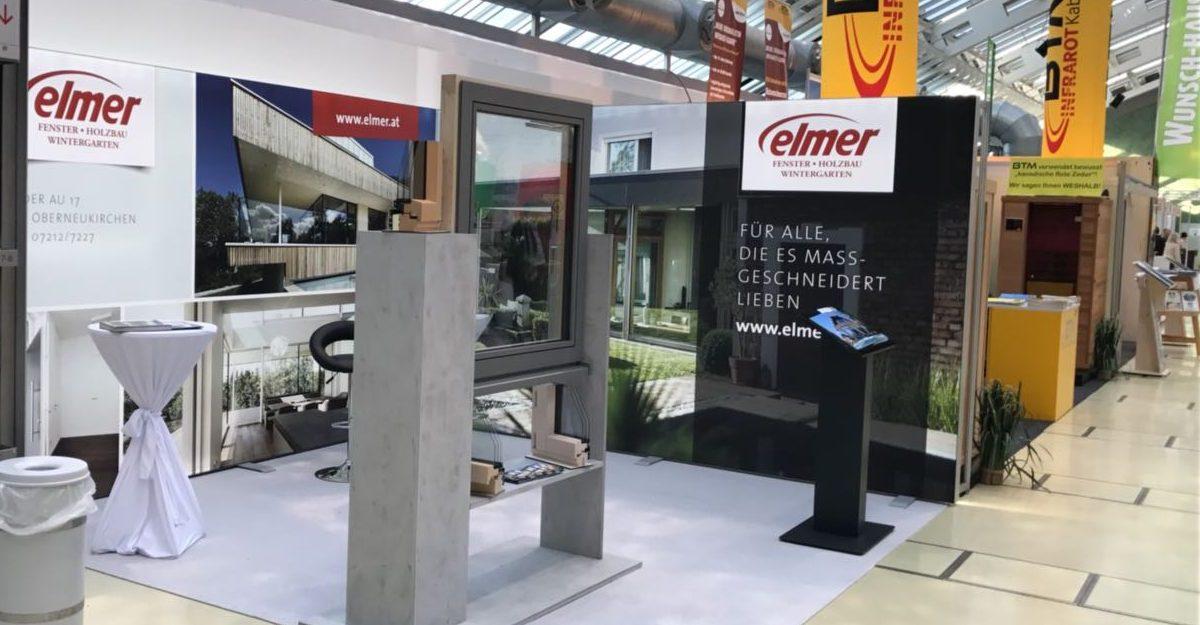 Elmer Messestand Designcenter