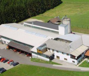 Elmer Firmengebäude 2002