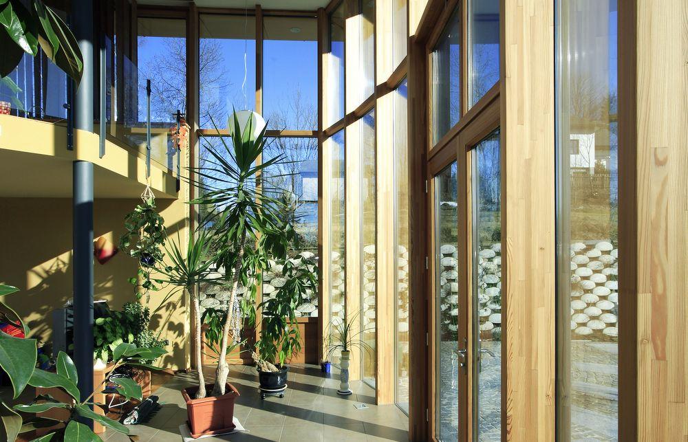 wintergarten & wohnraumerweiterung holz/alu - elmer oÖ,