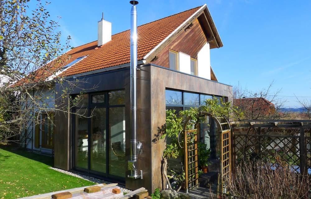 wohnbox anbau holz alu h chster wohnkomfort elmer o. Black Bedroom Furniture Sets. Home Design Ideas