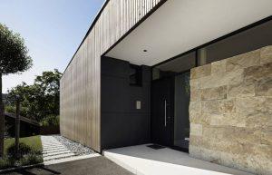 Elmer Eingangsbereich Wohnhaus Waxenberg