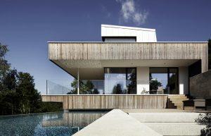 exclusives Wohnhaus im Mühlviertel mit Elmer Fenster und Türen