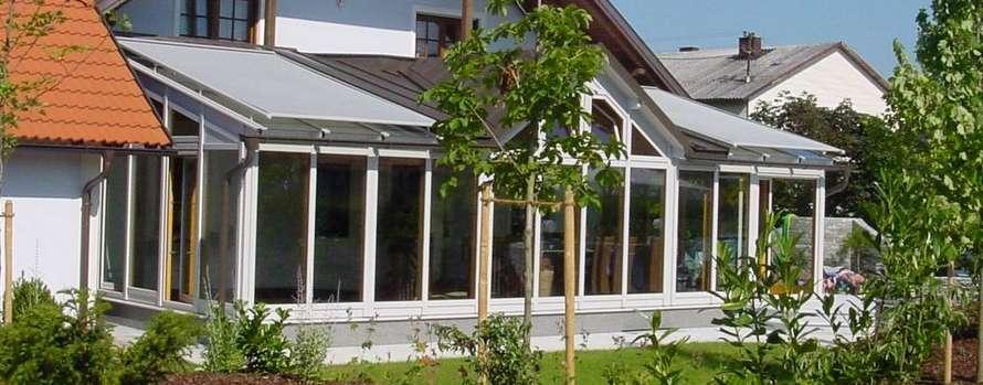 Elmer glasdachwintergarten