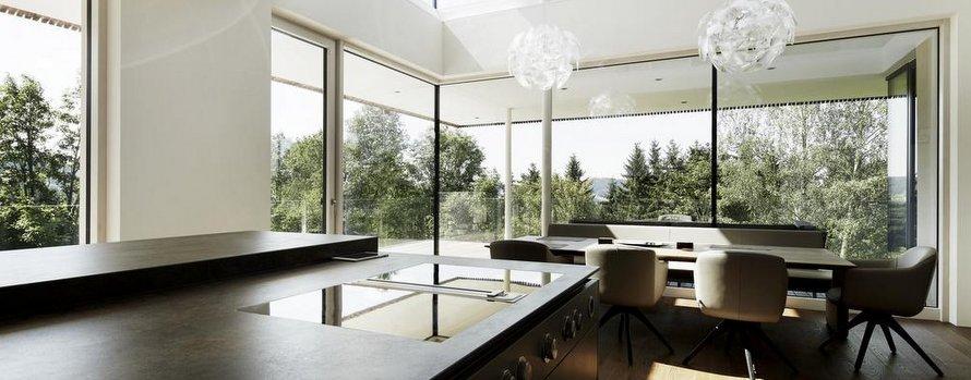elmer essplatz im modernen Haus