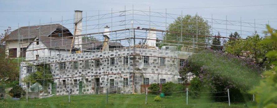 Ursprungszustand Haus