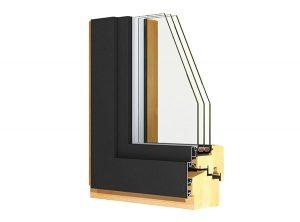 Fensterschnitt Select stratos 300