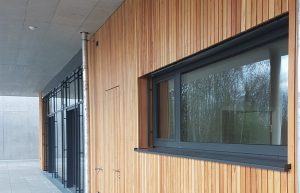 Fenster Regattazentrum