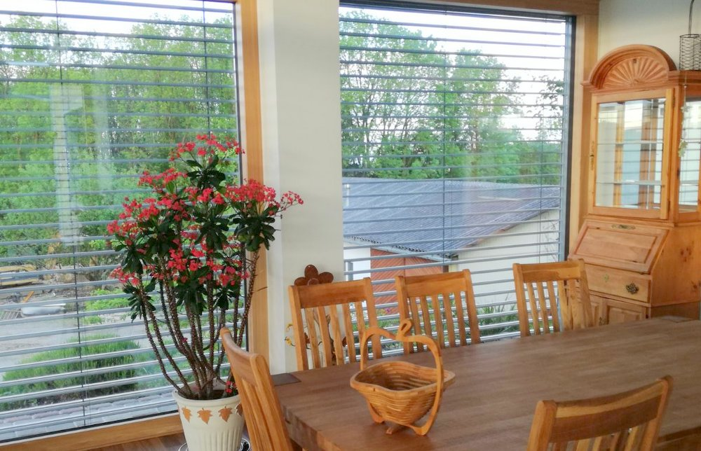 wintergarten Glas